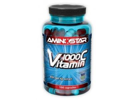Aminostar Vitamin C 1000 100kapslí