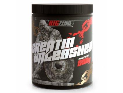 Big Zone Creatin Unleashed Creapure 500g