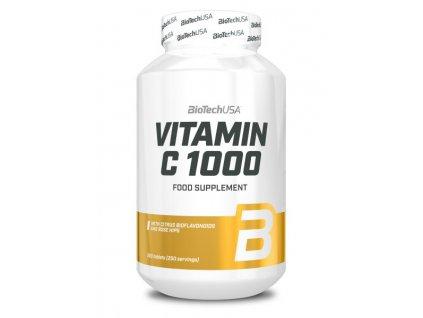 BioTech Vitamin C 1000 250tablet