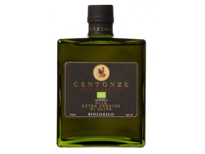 Centonze BIO Extra Virgin Olive Oil sklo 500 ml