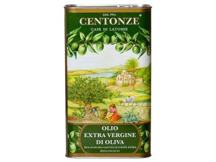 Centonze Extra Virgin Olive Oil kanystr 3000 ml