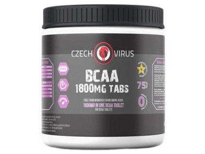 Czech Virus BCAA 1800mg 150tablet