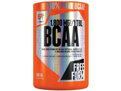 Extrifit BCAA 1800mg 300tablet