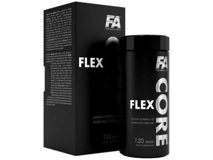 Fitness Authority Flex Core 120 tablet