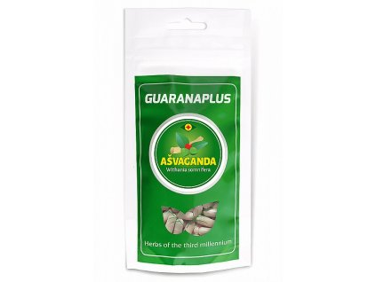 GuaranaPlus Ašvaganda 100kapslí
