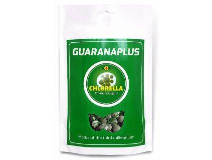 GuaranaPlus Chlorella XL balení 800tablet