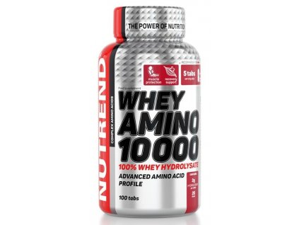 Nutrend Whey Amino 10000 100tablet