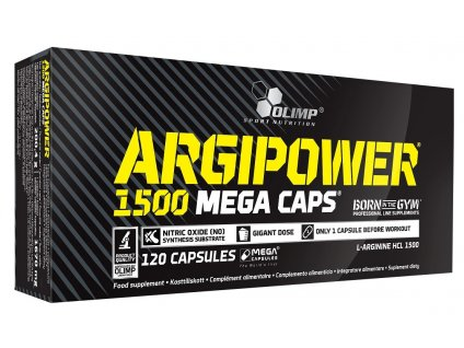Olimp ArgiPower 120 kapslí
