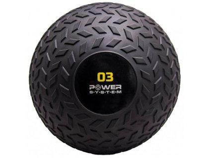 Power System Posilovací míč Slam Ball 3kg