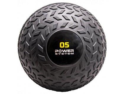 Power System Posilovací míč Slam Ball 5kg