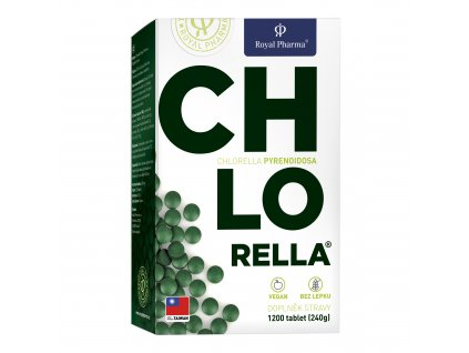 Royal Pharma Chlorella 1200 tablet