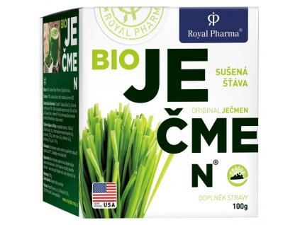Royal Pharma BIO Ječmen 100 g