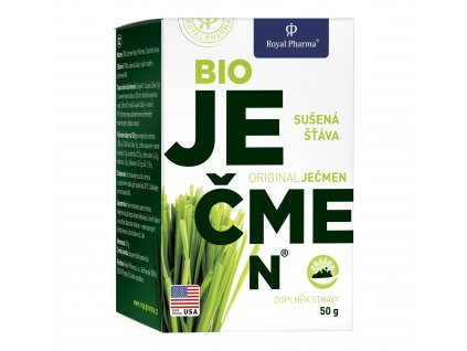 Royal Pharma BIO Ječmen 50 g