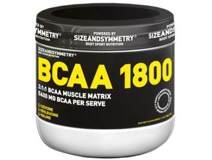Sizeandsymmetry BCAA 1800 150tablet