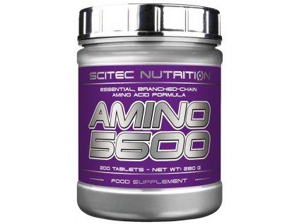 Scitec Amino 5600 200tablet