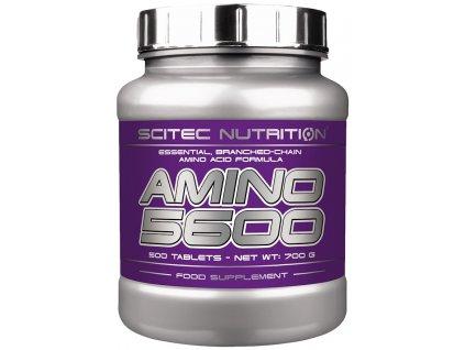 Scitec Amino 5600 500tablet