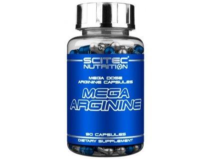 Scitec Mega Arginine 90kapslí