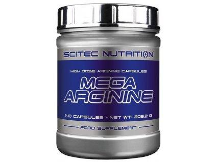 Scitec Mega Arginine 140kapslí