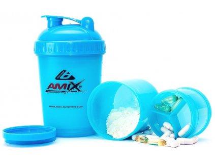 Amix Shaker Monster Bottle Color 600ml