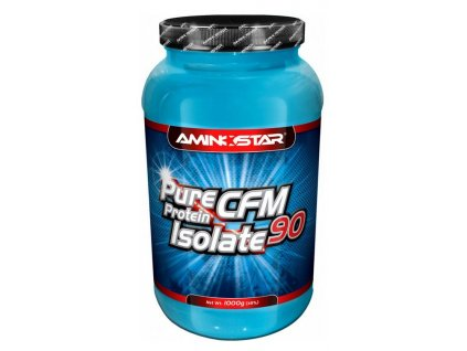 Aminostar Pure CFM Whey Protein Isolate 90 1000g