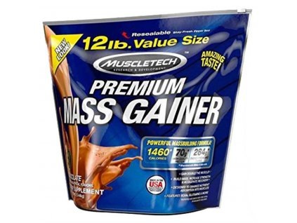 MuscleTech 100% Premium Mass Gainer 5440 g