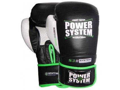 Power System Boxerské rukavice Impact Evo černé