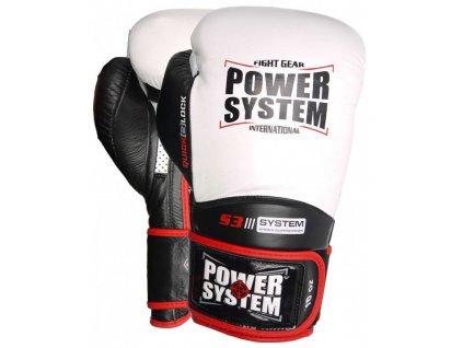 Power System Boxerské rukavice Impact Evo bílé