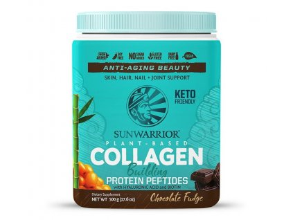 Sunwarrior Collagen Builder 500 g