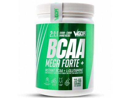 Vigor BCAA Mega Forte + Glutamin 500 g