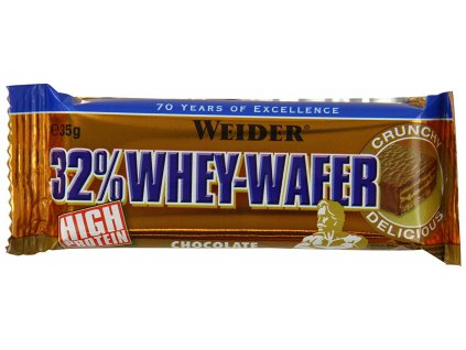 Weider 32% Whey Wafer 35 g