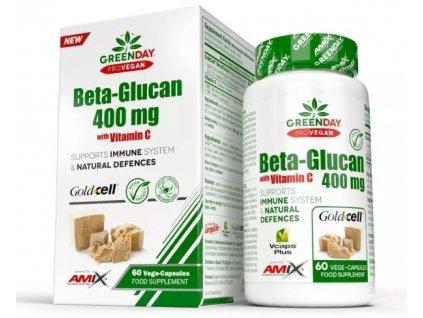 Amix ProVegan BetaGlucan 400 mg 60kapslí