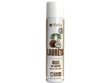 Fabio Laureta kokosový olej ve spreji 300 ml
