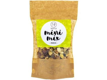 Natu Mini mix moruše 80 g