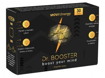 MOVit Dr. Booster 30 tablet