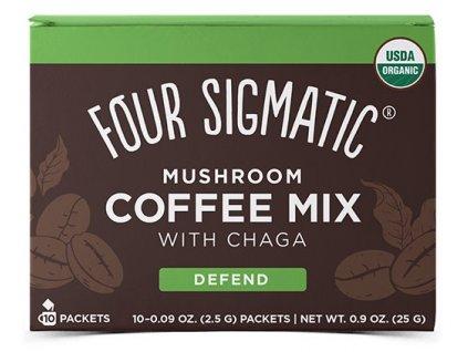 Four Sigmatic Chaga Mushroom Coffee Mix 10×2,5g