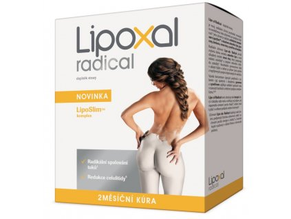 Lipoxal Radical 180tablet