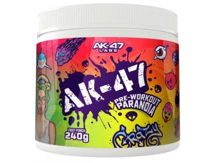 AK47 Labs Pre-Workout Paranoia 240g