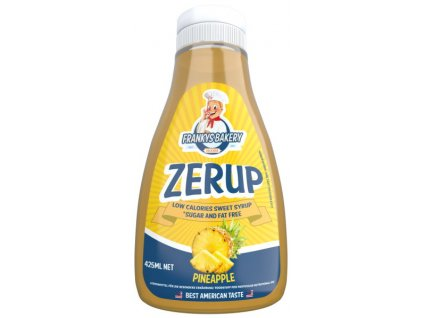 Frankys Bakery Zerup Syrup 425ml