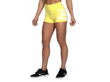 Better Bodies Kraťásky Gracie Lemon Yellow