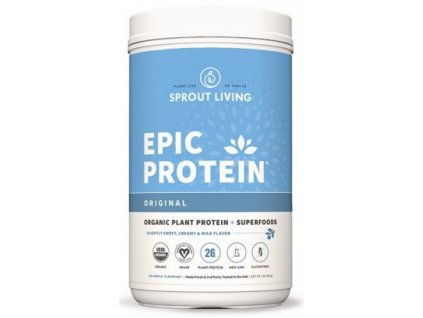 Sprout Living Epic protein organic Natural 910 g