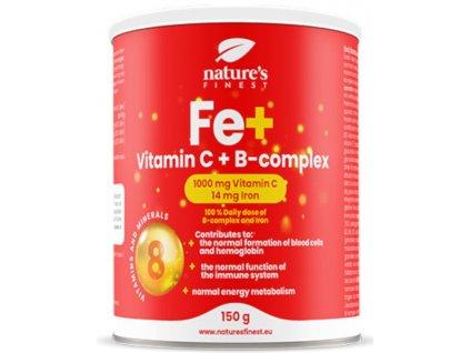 Nutrisslim Iron + Vitamin C + B-Complex 150 g