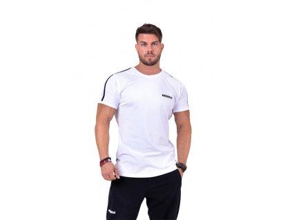 Nebbia 90s Hero tričko 143 bílé