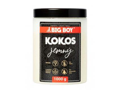 Big Boy Kokosový krém 1000g