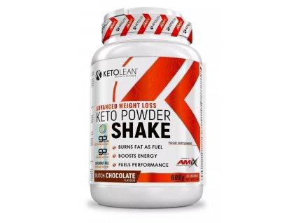 Amix KetoLean Keto goBHB Powder Shake 600g