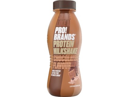 ProBrands Mléčný proteinový nápoj 310ml