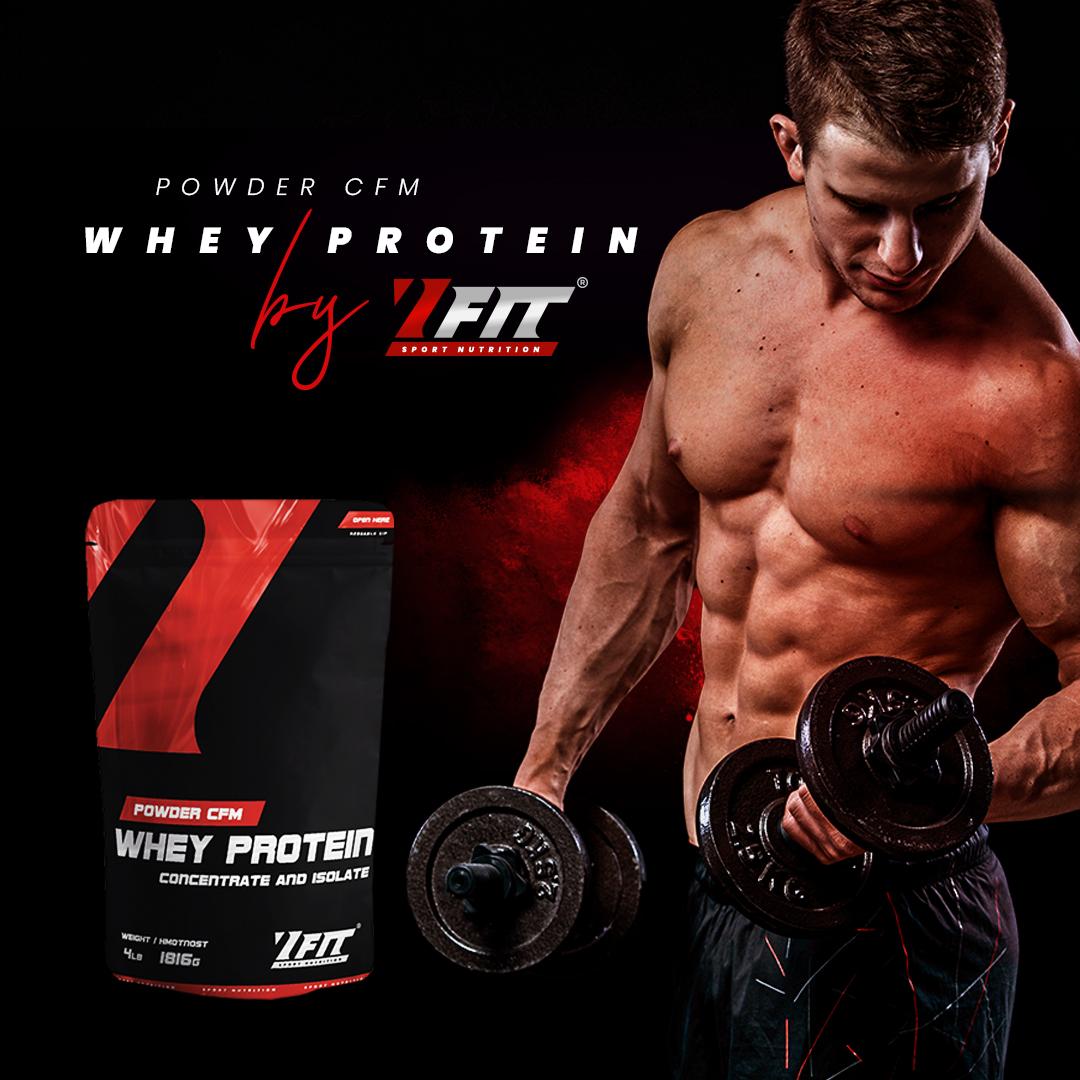 7 Fit CFM Whey Protein 1816g