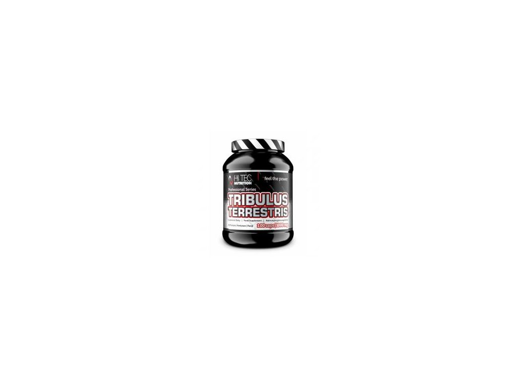 Hi Tec Nutrition Tribulus Terrestris 1000 mg 100 kapslí