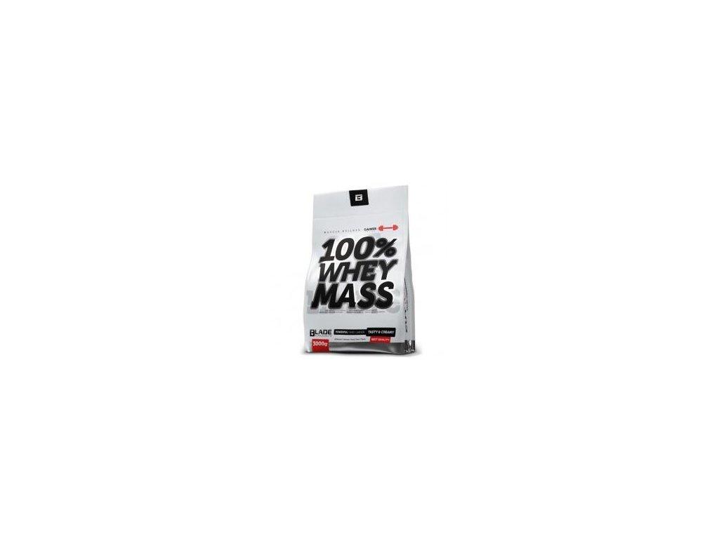 Hi Tec Nutrition BS Blade 100% Whey Mass Gainer 3000 g
