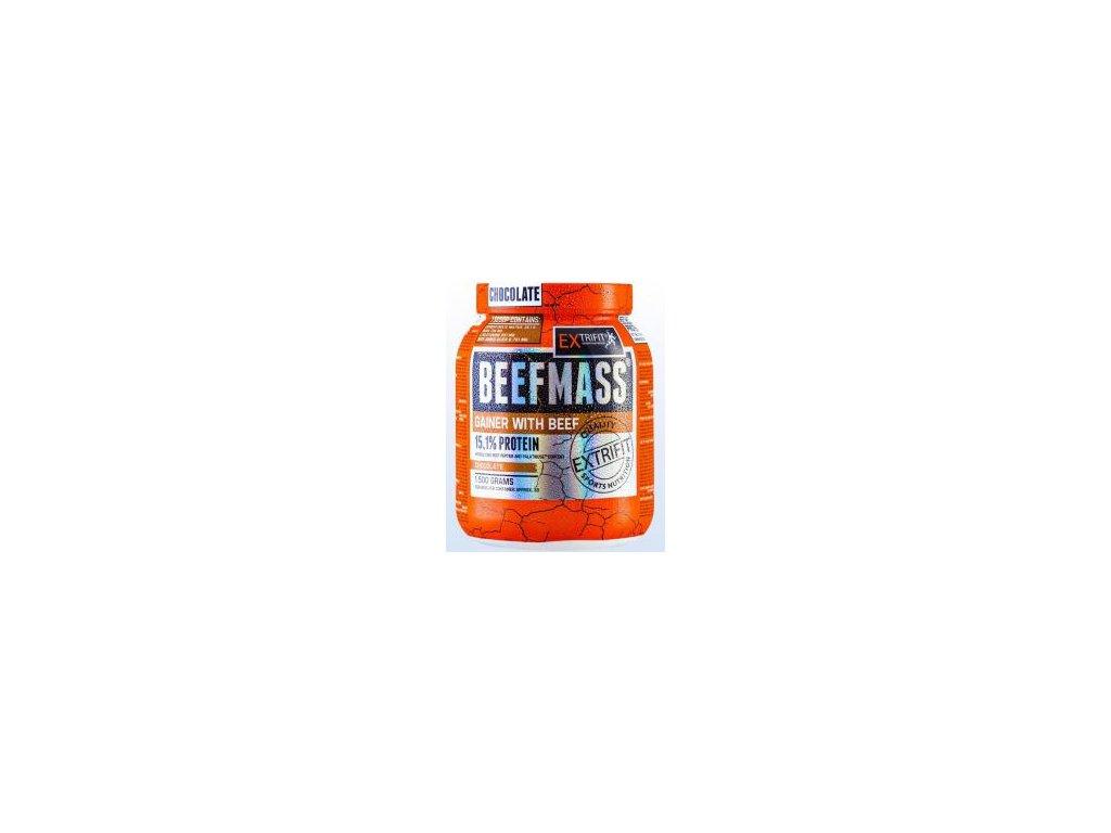 Extrifit - BeefMass 1500 g +  SLEVA