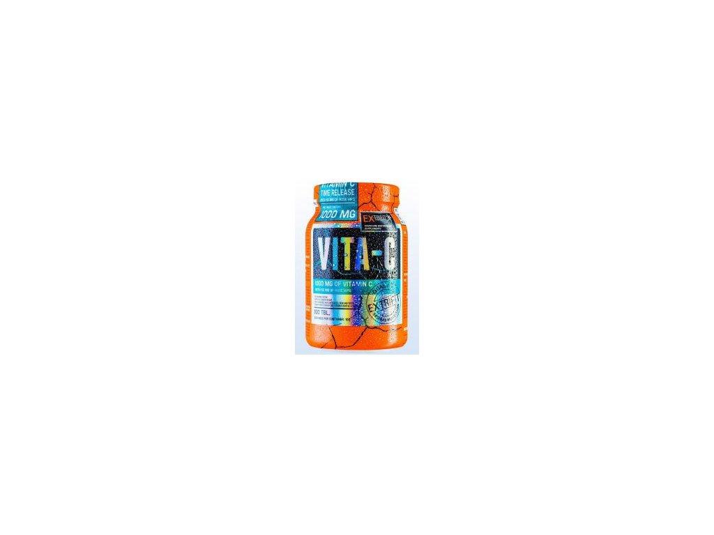 Extrifit - Vita C 1000 mg Time Release 100 tbl +  SLEVA